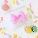 DIY Bow Treat Bags