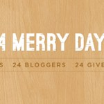 GIVEAWAY: Goods From Amelia For 24 Merry Days