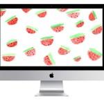 Printed \\ Watermelon Wallpaper Download
