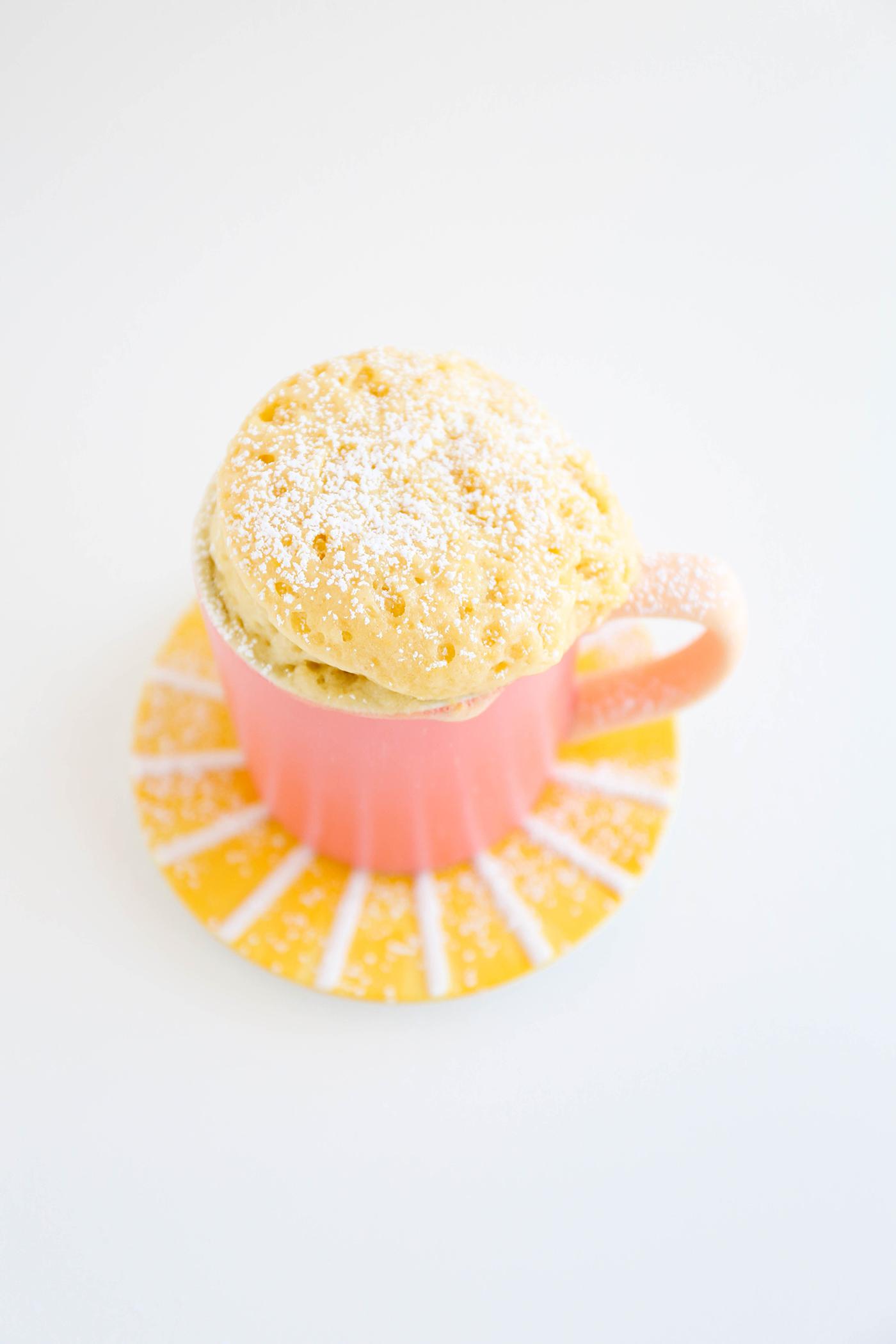 Would Lemon Cake Taste Good With Vanilla Frosting