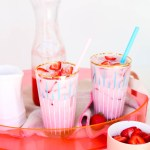Taste It \\ Starbucks Pink Drink Recipe