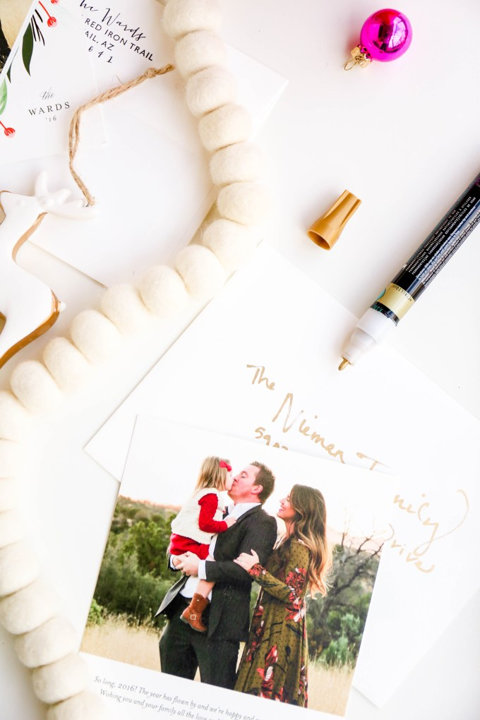 Reflecting on 2016 & Holiday Cards with Minted
