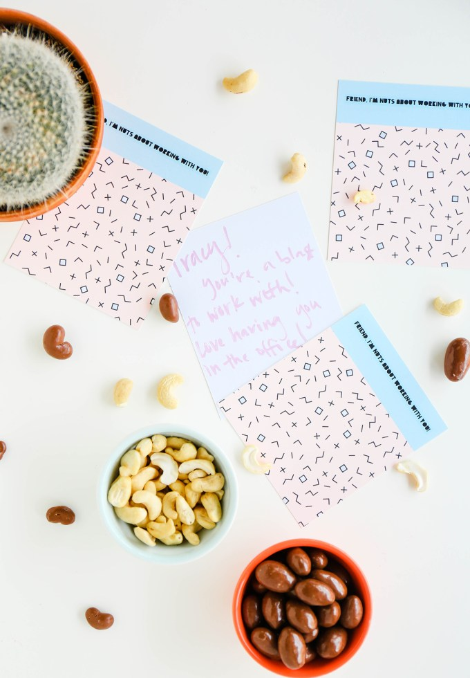 Printable Valentines For Your Coworkers