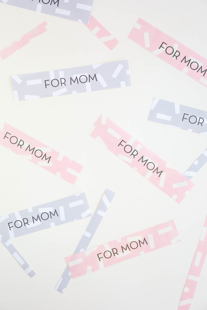 #ProperPrintables \\ Mother's Day Bouquet Stickers