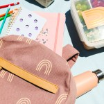 #Make It \\ DIY Backpack Makeover & Updated Back To School Accessories with Cricut