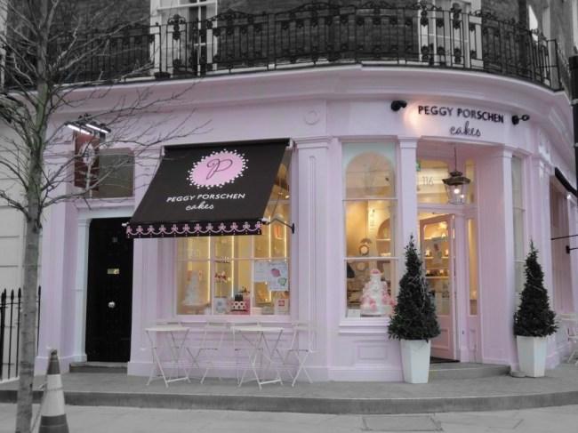 The gorgeous shop!