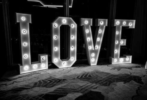 love letters in the shangri la hotel