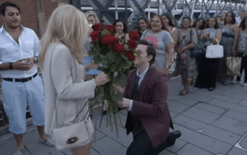 Wow, what an amazing proposal.