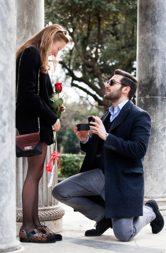 Mete & Bercis - A Rome Proposal