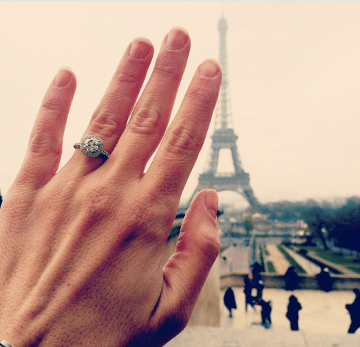 A ring AND an amazing holiday