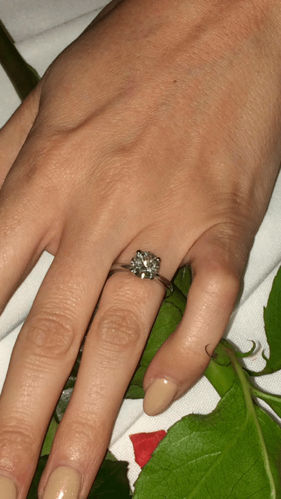 Marriage proposal in Cyprus planned by The Proposers- Engagement Ring