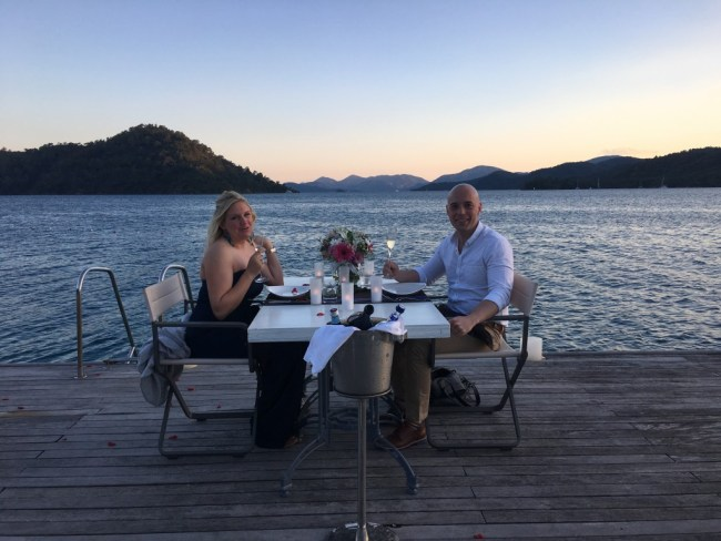 Marriage Proposal in Turkey planned by proposal experts, The Proposers