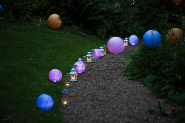 Tangled Themed Marriage Proposal created by The Proposers at Waddesdon Manor