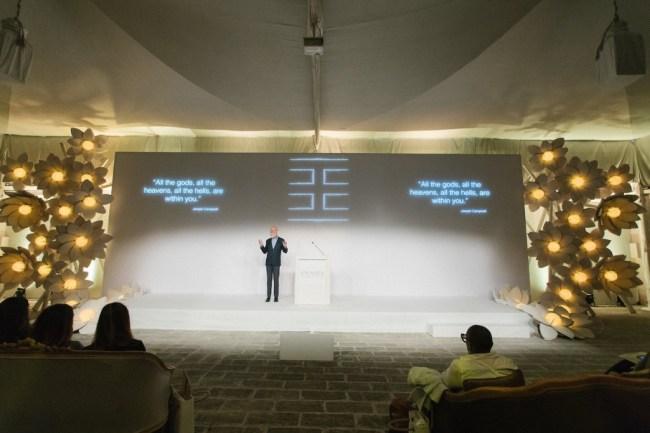 David Beham at Engage Summits
