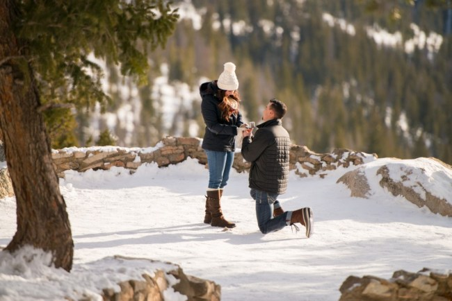 Christmas Marriage Proposal Ideas From Experts The Proposers