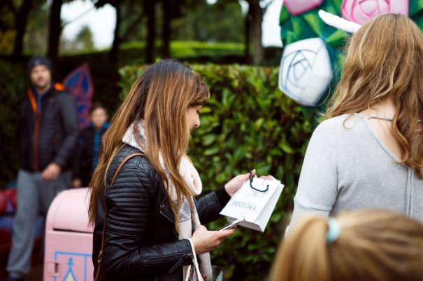 The Best Ever Disneyland Proposal The Proposers