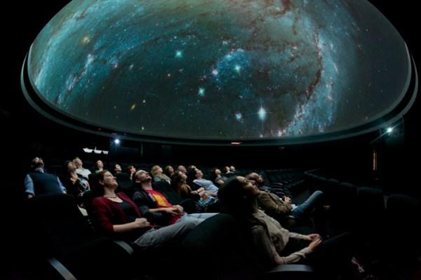 The Royal observer, planetarium