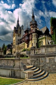 A stunning castle would be the venue for the proposal