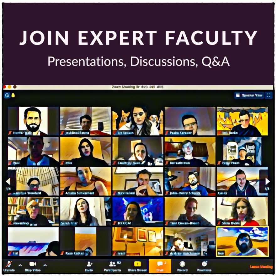 Join Our Virtual Classroom