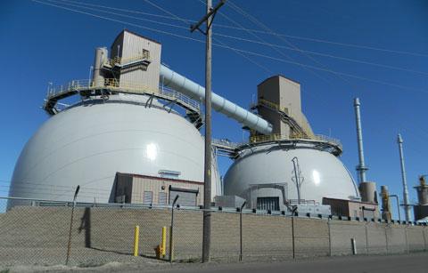 Coal-Domes