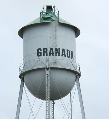 Granada-Water-Tower