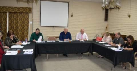 PCDI Board at 2016  Annual Election