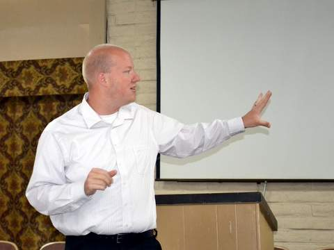 Aaron Leiker, PCDI Vice-President