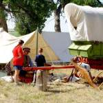 Encampment and Caravan Highlight Bent's Old Fort Santa Fe Trail Weekend
