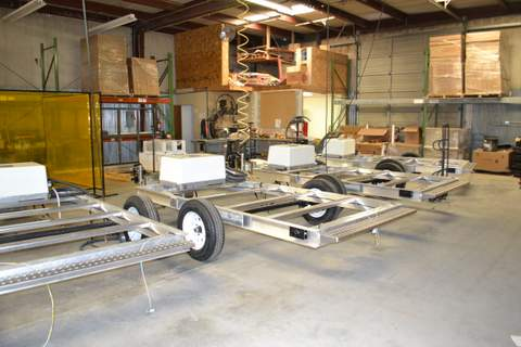 Frames for Trailers