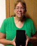 Karen Gillespie, Grand Prize Reading Winner