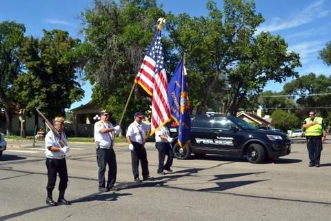 Parade Honor Guard