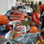 Toys for Tots Starts their Holiday Season