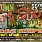 A Call for Artists for the 2016 Autumn Art Show