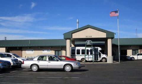 SOS Center, WorkForce Center Location