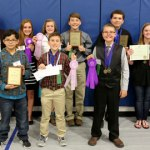 Regional Science Fair Features 191 Student Projects