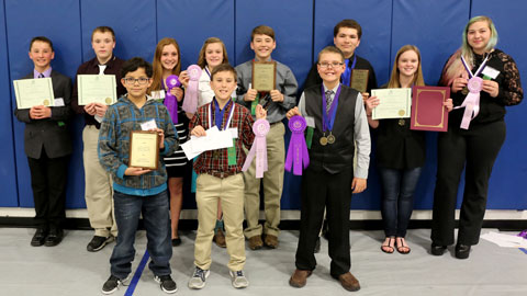 Science Fair Winners