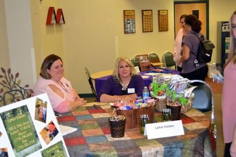 Employers Seeking Employees at Job Fair