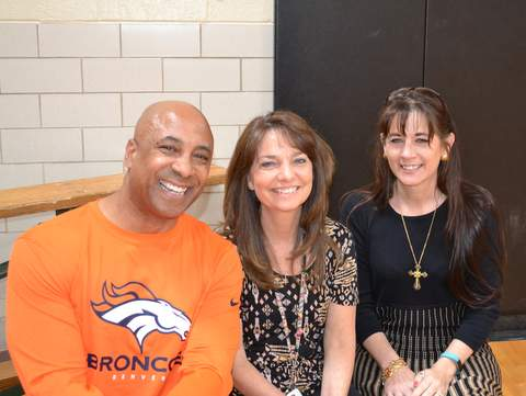 Johnson, Lori Hammer and Commissioner Buxton-Andrade
