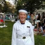 Steerman Enters Class of 2021 Plebe Summer at US Naval Academy