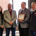 Craig R. Loveless, CEO at Prowers Medical Center Receives Seven Seals Award
