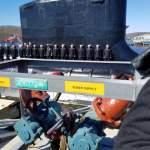 USS Colorado Sets Sail