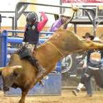 LCC's Hoey Competing at College National Finals Rodeo