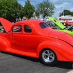 Prowers Partners for Progress Holds Lamar Car Show