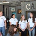 Lamar Rotary Hosts RYLA Students (Updated to Include Student Names)