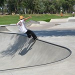 Wheels Skateboard Park Officially Opens