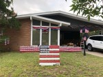 Patriotic House Display Wins Competition