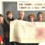 PMC Auxiliary: The Few Who Aid Many