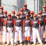 Lamar 11U's Travel for Regional Competition