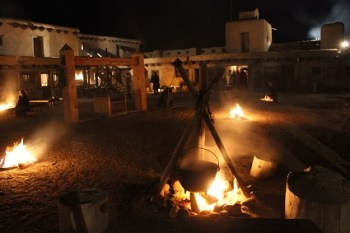 Experience Bent's Old Fort after Dark!