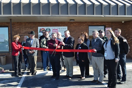 New Driver License Office Officially Opens in Lamar : The ...